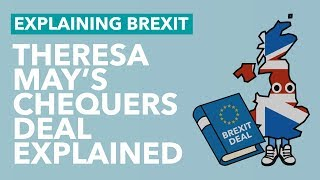Theresa May's Chequers Deal - Brexit Explained