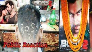 দেখুন বস ২ নিয়ে দর্শকদের উল্লাস | Boss 2 | Jeet | Subhashree | Nusrat Faria | Channel IceCream