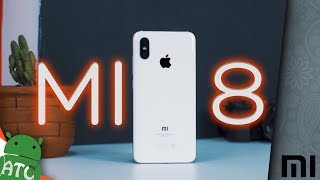 Xiaomi Mi8 : Kidney Edition | 4K | ATC