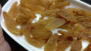 Kishmish ghar par bnae is tareeke se - homemade kishmish recipe(how to make raisins at home)