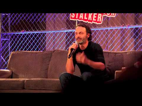 Andrew Lincoln on Developing Rick s Accent for The Walking Dead