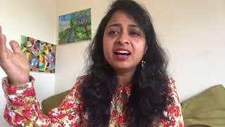 Bidhir bnadhon katbe tumi-Debanjana Rabindrasangeet
