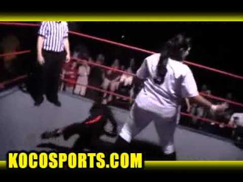 Womens Match: Betsy Ruth vs. Leva (ACW) Kocosports.com