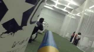 boston paintball chelsea 1/16/15 friday night fights