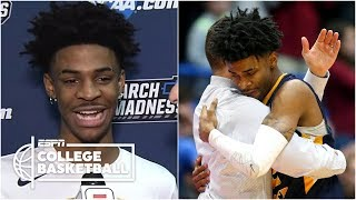 Ja Morant looking to get back to work after Murray State's loss to FSU   College Basketball Sound
