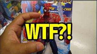 SPIDERMAN DILDO TOY?! / VLOG