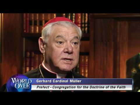 Xxx Mp4 World Over 2017 05 25 EXCLUSIVE Cardinal Gerhard Müller With Raymond Arroyo 3gp Sex