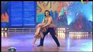 Showmatch 2007 - Paula Robles mayor puntaje de la noche