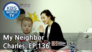 My Neighbor, Charles | 이웃집 찰스 - Ep.136 / The New Bride from Ecuador, Adriana [ENG/2018.04.19]