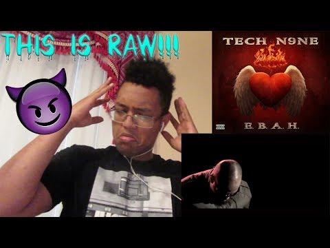 Tech N9ne - E.B.A.H. Official Music Video Reaction