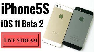 iPhone 5S iOS 10.3.2 vs iPhone 5S iOS 11 Beta 2!