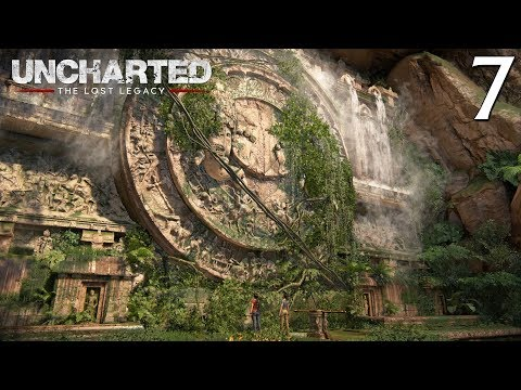 Uncharted: The Lost Legacy - Part 7: God of Destruction