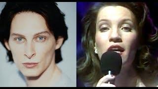 """Eurovision 1996 Switzerland - """"Mon cœur l'aime"""" - feat. Kathy Leander (HD)"""