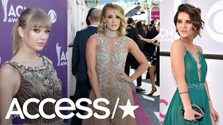 The Best ACM Awards Red Carpet Looks Of All Time | Access