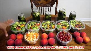 How to Meal Prep 101 for a Plant Based (Vegan/Vegetarian/Raw Food) Lifestyle  | Part 2
