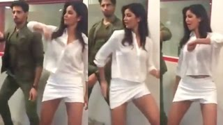 Katrina Kaif Hot Kala Chashma Dance With Sidharth Malhotra