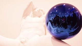 Jeff Koons | Gazing Balls at Zwirner Gallery, NYC
