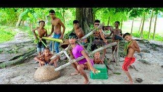 বাংলা ফানি গান (রংপুরের মাইয়া)।  Bangla Funny song (Rongpur er maiyya) by Rx Fun Studio
