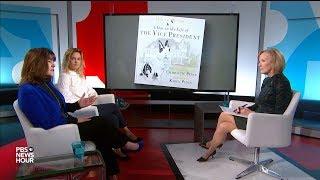 Charlotte Pence hopes bunny book 'Marlon Bundo' brings people together