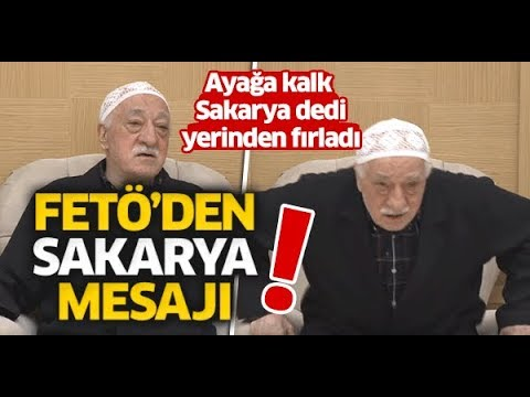 FETÖ YENİ DARBE BAŞLATI 2017 AYAĞA KALK SAKARYA 20.10.2017