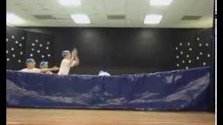 5th Grade Boys Synchronized Swimming Talent Show Skit