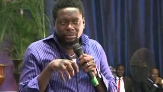 Prophet Sampson Amoateng host Klint D Drunk at H.O.M