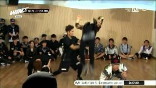 130913 JYP Dance Team (Yugyeom (유겸), BamBam, Mark, Jackson) - Caught Up @ WIN