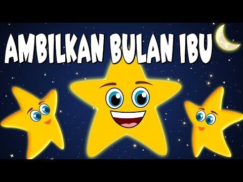 Ambilkan bulan bu   Lagu Anak-Anak Indonesia Terpopuler   Kumpulan   Lagu Anak TV
