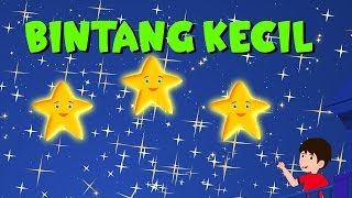 Bintang Kecil | Lagu Anak TV | Little Stars Song in Bahasa Indonesia