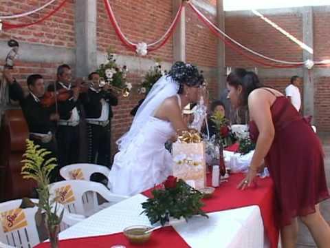 una boda en galeana 7