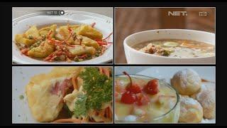 Lunch Break santap makanan khas negeri Belanda di Resto Indischetafel  - NET12