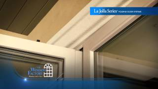 La Jolla Series™ Folding Door System for Patio, The Window Factory
