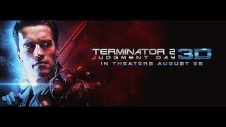 TERMINATOR 2: 3D - Official US Trailer 2 (Feat James Cameron)