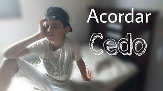 A DEPRESSÃO DE ACORDAR CEDO !!!