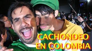 ¡MI VIAJE A COLOMBIA EN EL CLUB MEDIA FEST!