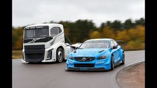 The Iron Knight Vs Volvo S60 Polestar