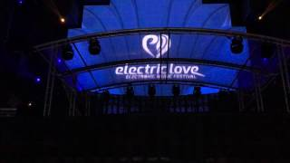 ELECTRIC LOVE FESTIVAL 2016 - THE OPENING - FIREWORK [HD]