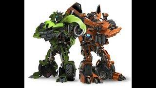 Transformers saga all The Twins scenes