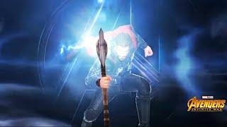 Marvel Future Fight - Avengers Infinity War Thor Gameplay