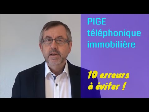 Pige téléphonique, 10 erreurs à éviter !