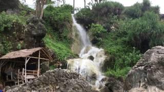 Air Terjun Parangtritis Jogjakarta
