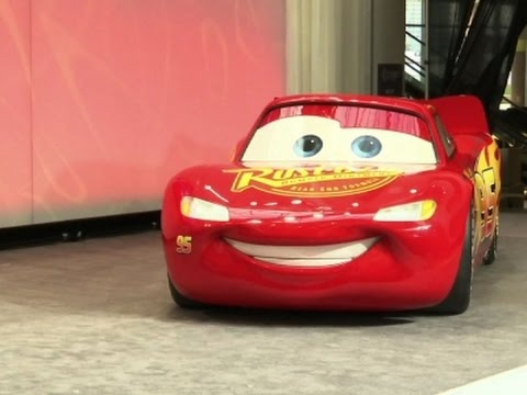Creators Talk Cars 3 Movie at Mich. Auto Show