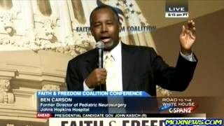 Dr Ben Carson Remembers Trying To Kill A Young Boy When He Was 14 Years Old