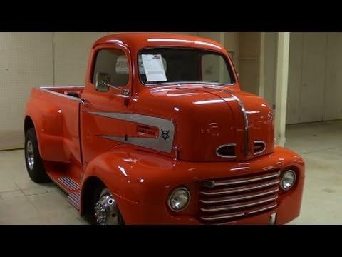 Custom 1948 Ford COE Pick up