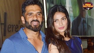 Athiya Shetty Worried For Her Career & Seeks Dad Suniel Shetty