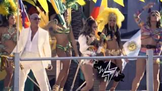 Pitbull, Jennifer Lopez e Claudia Leitte   We Are One Ole Ola