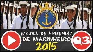 Aprendiz Marinheiro 2015 - Q.3 Matemática - Prova Amarela