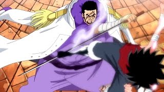 Luffy vs Fujitora  [AMV]  [One Piece]