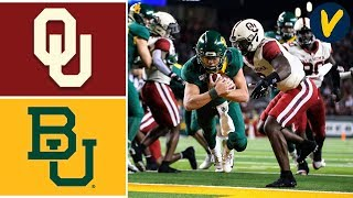 #10 Oklahoma vs #13 Baylor Highlights | Week 12 | College Football | 2019
