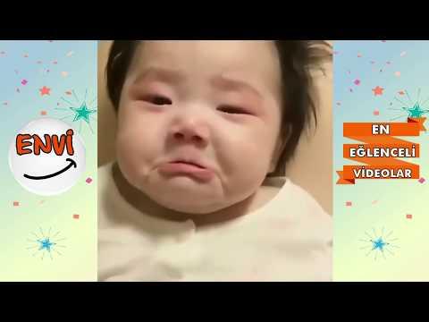 Mart Ayının En Sevimli Bebek Videoları 👶 Komik Bebekler 2018